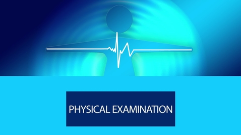 Thumbnail for entry Reproductive Male - Physical Examination