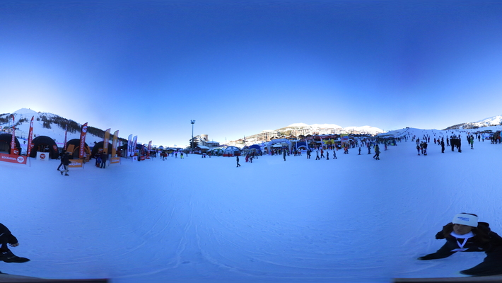 Foto sestriere ski world cup