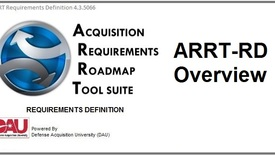 Thumbnail for entry ARRT_CostEstimation_Overview
