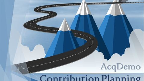 Thumbnail for entry Contribution Planning
