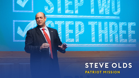 """Thumbnail for entry 4th Estate DACM   Leaders Building Leaders Event: Steve Olds """"Action Plan"""""""
