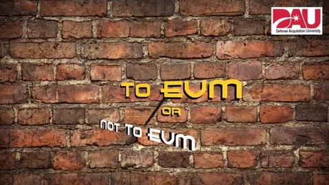 Thumbnail for entry EVM or Not?