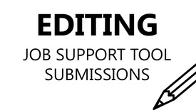 Thumbnail for entry Editing Job Support Tool Submissions