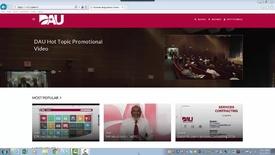 Thumbnail for entry Intro to DCMA Videos (on DAU Media site)