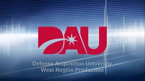 Thumbnail for entry DAU West Region Welcome - Dean Kevin Carman