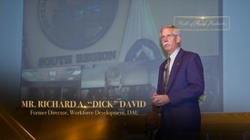 Thumbnail for entry Dick David Hall of Fame Induction 2017