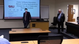 Thumbnail for entry A New Approach to Cyber Software Assurance