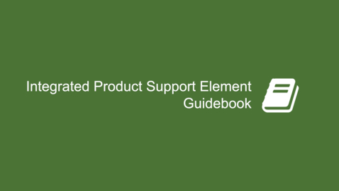 Thumbnail for entry IPS Element Guidebook Demo