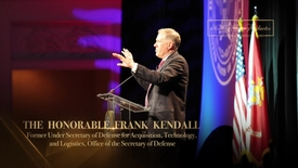 Thumbnail for entry Frank Kendall Hall of Fame Induction 2017
