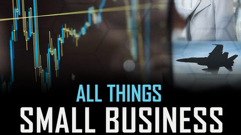 Thumbnail for entry All Things Small Business: Brett Darcey, Heron Systems