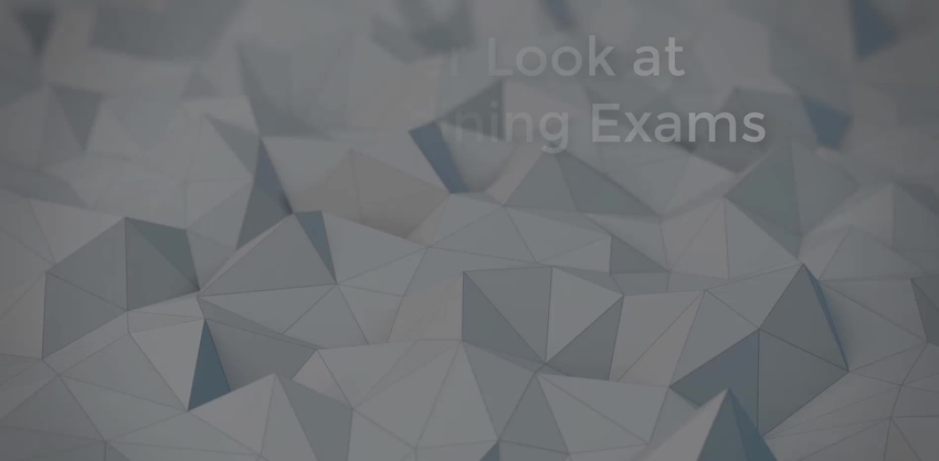Video thumbnail for A Closer Look at Online Training Exams