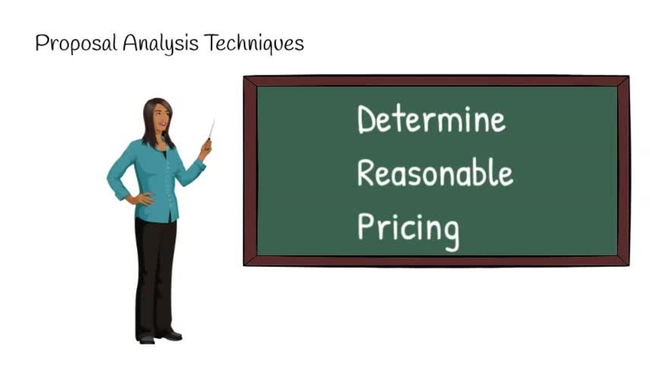 Proposal Analysis Techniques
