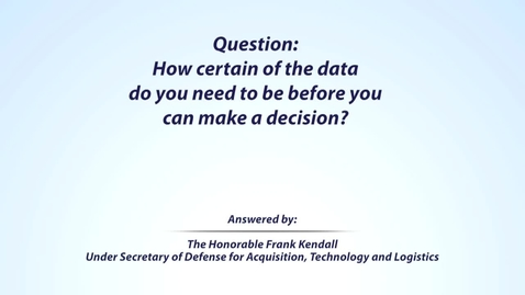 Thumbnail for entry Kendall Leadership Question 3 of 5