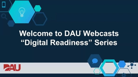 Thumbnail for entry Digital Readiness Data and the World State of Practice 8.6.20