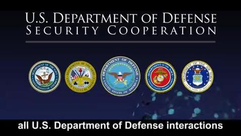 Thumbnail for entry DSCA Video -- Introduction to DoD Security Cooperation (V3)