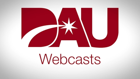 Thumbnail for entry DAU Webcasts Think Differently Series Disruptors and Innovators in national security 5.6.20
