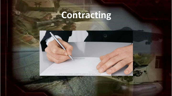 Thumbnail for channel Contracting