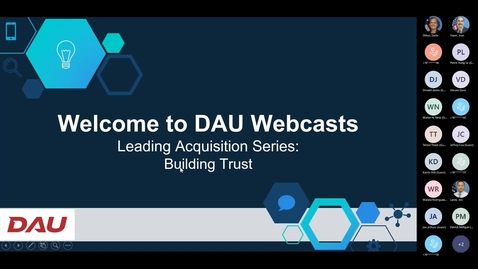 Thumbnail for entry Leading Acquisition Series Building Trust 10.6.21