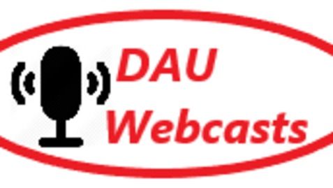 Thumbnail for entry DAU Webcast on Value Added Tax (VAT) 1.15.2020