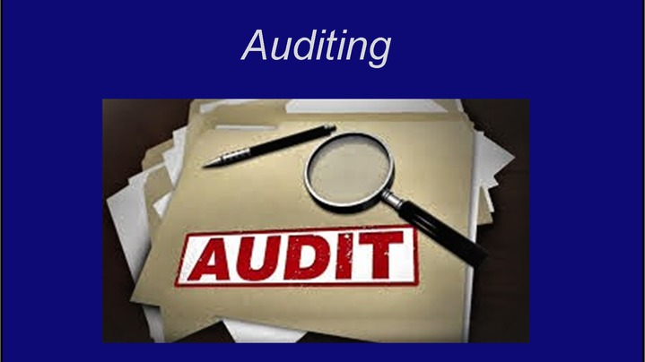 Thumbnail for channel Auditing