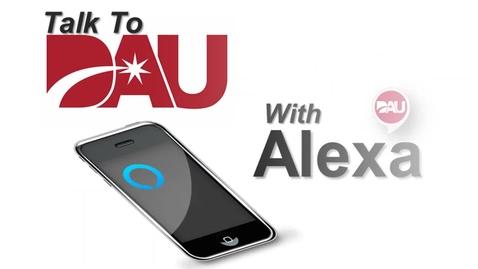 Thumbnail for entry DAU Alexa Infomercial