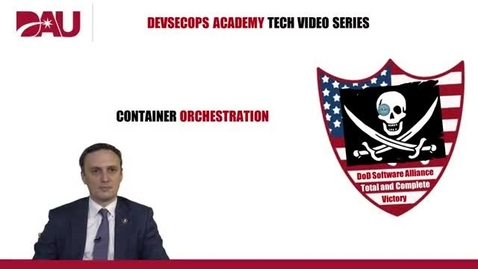 Thumbnail for entry Container Orchestration