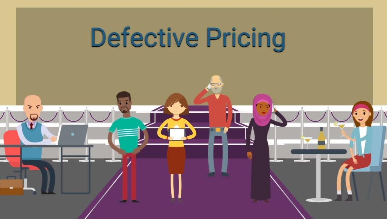 Defective Pricing