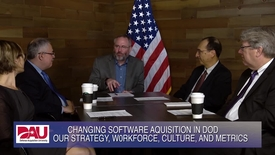 Thumbnail for entry Changing Software Acquisition in DoD - Roundtable with the Defense Innovation Board