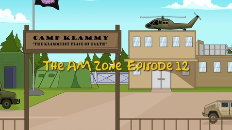 Thumbnail for entry AM Zone Episode 12:  Training & Training Support