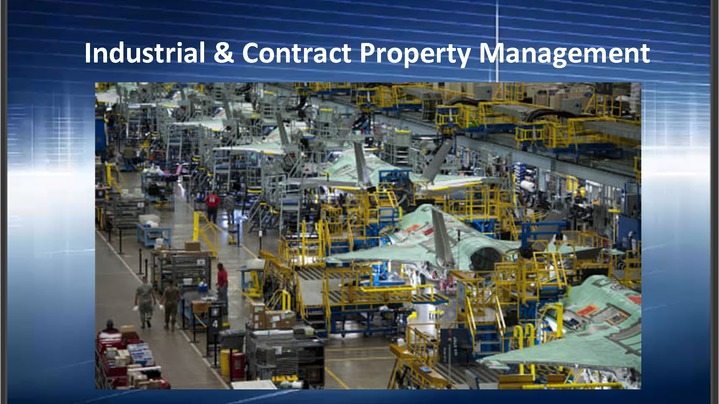 Thumbnail for channel Industrial & Contract Property Management