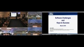Thumbnail for entry Software Sustainment for Successful Long Term Programs