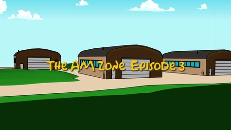 Thumbnail for entry AM Zone Episode 3:  Packaging, Handling, Storage and Transportation (PHS&T)