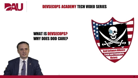 Thumbnail for entry What is DevSecOps and Why Does DoD Care?