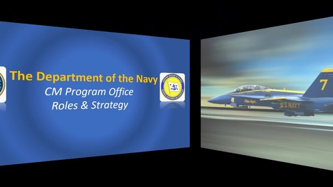 Thumbnail for entry DAU Course CON0150 Category Management Overview - Navy video