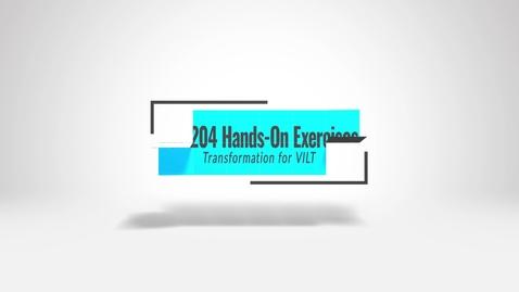 Thumbnail for entry TST204 Virtual Exercises