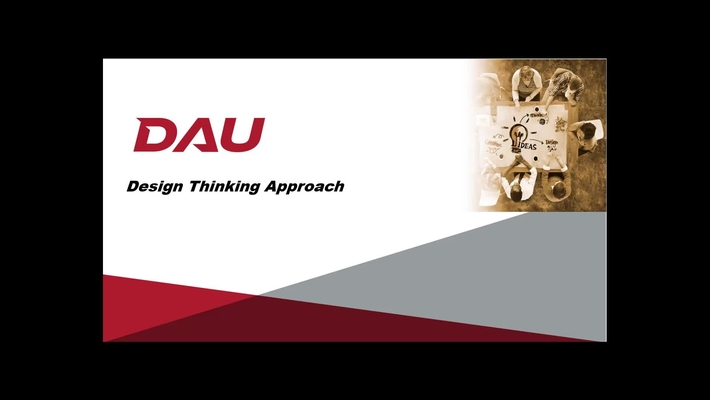 Introduction to Design Thinking January 2021
