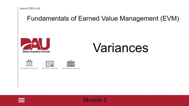 Thumbnail for channel Earned Value Management