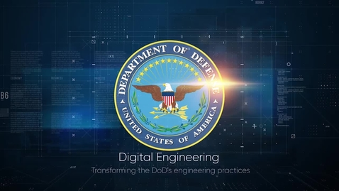 Thumbnail for entry DoD's Introduction to Digital Engineering