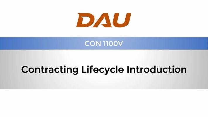 CON 1100V U02 Introduction Video