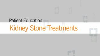 Kidney Stones | Cleveland Clinic