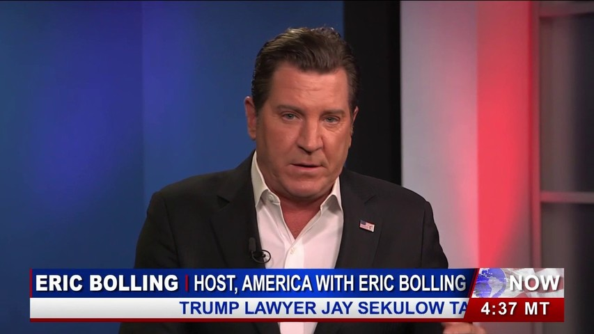 Video thumbnail for Eric Boling - FBI Might Have Spied On Trump Campaign