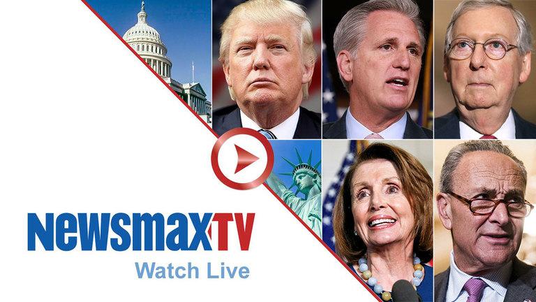 Newsmax TV - NewsmaxTV com American Political News — Watch TV Online