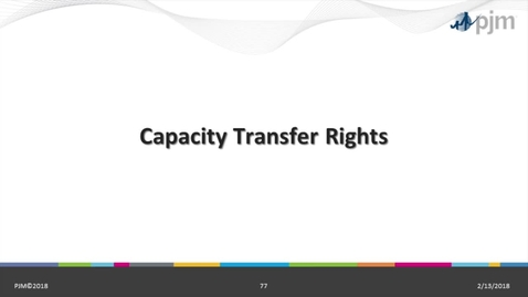Thumbnail for entry RPM 101: Part 8 - Capacity Transfer Rights