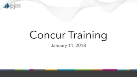 Thumbnail for entry Concur Training