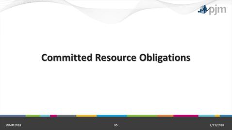 Thumbnail for entry RPM 101: Part 10 - Committed Resource Obligations