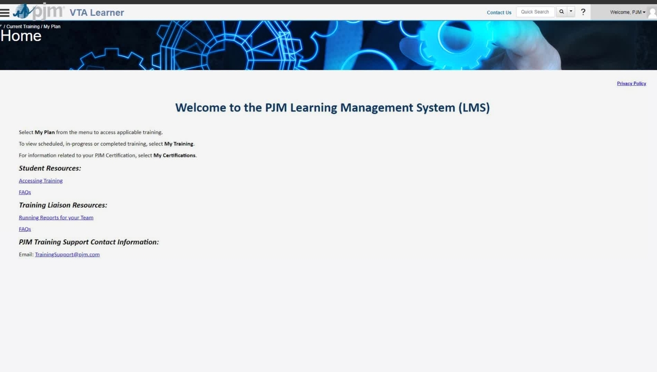 LMS Overview