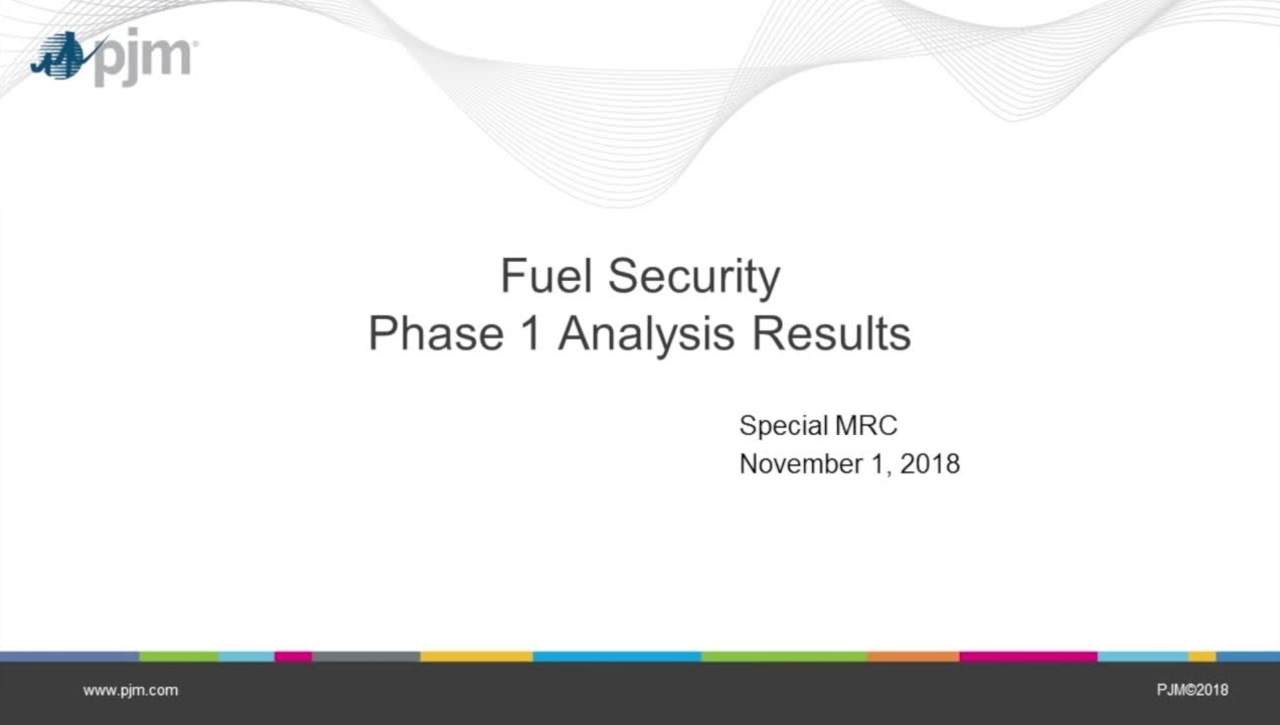 Special MRC Fuel Security - 11.8.2018