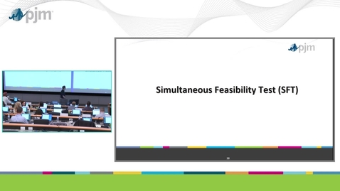 Thumbnail for entry Workshop on PJM ARR & FTR Market- Part 4 - Overview of SFT