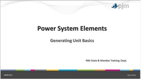 Thumbnail for entry PowerPlant Basics Training - 6.18.2021