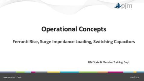 Thumbnail for entry Operational Concepts 02
